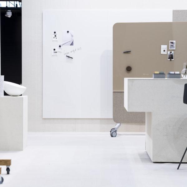 espace work! de Maison&Objet. © Aethion