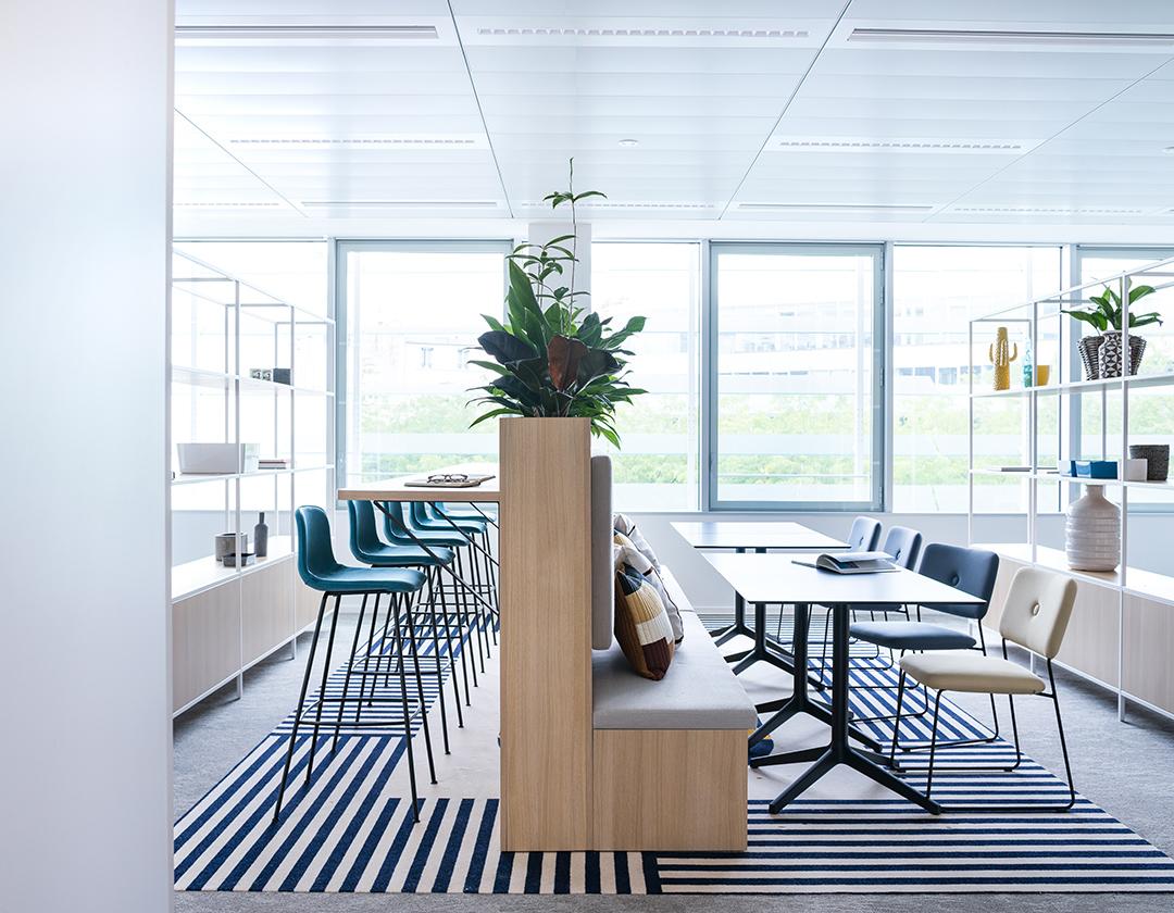 ©Photographe : Frédéric Baron-Morin Interior design by Saguez & Partners